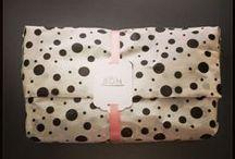 Zumeline - Le packaging / Découvrez les jolis emballages des créations Zumeline