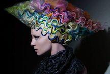 Wigs / Editorial wig ideas