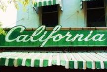 California / by Willow ~
