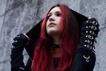 metal girls