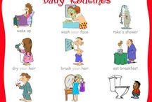 English vocabulary  / Hilfe beim Englisch Lernen