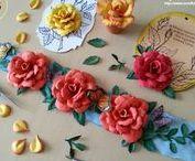 SUSAN'S GARDEN – ROSE 1 / https://biancascrapbooking.wordpress.com/2015/04/29/susans-garden-rose-1/