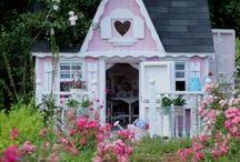 Case e giardini / Verde