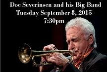 Doc Severinsen and His Big Band / Doc Severinsen and His Big Band at the Clayton Center! September 8, 2015.