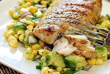 Easy Healthy Recipes / Healthy recipes and classic recipes lightened up. Lower in fat and calories and higher in nutrition!