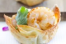 Easy Appetizer Recipes / Easy appetizer recipes for parties, get togethers and holidays.