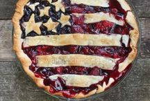 4th of July Recipes and Ideas / Fourth of July ideas. Great food, sweet treats, appetizers, salads, decorating ideas, crafts and more for Independence Day.