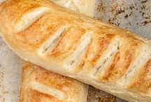 Homemade Bread Recipes / Homemade bread recipes, including loaf bread, sandwich bread, rolls, croissants, naan and much more.