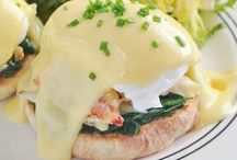 Brunch Recipes / Brunch recipes for that famous meal that isn't quite breakfast or lunch.