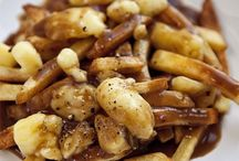 Canadian Food / Canadian food and recipes