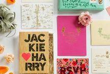 Wedding Invitations / Wedding Invitations, Stationery, Menu, Escort cards