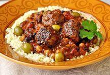 Moroccan Recipes / Moroccan recipes from Morocco