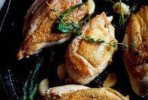Chicken Breast Recipes / Chicken breast recipes for meals with bone in or boneless chicken breasts.