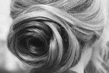 Classic Wedding Hair / Stylish and sophisticated hair style inspiration for brides