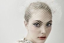 Editorial bridal Hair / For the fashion forward bride looking for something a little different