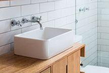 B A T H R O O M S / Bathroom ideas we love