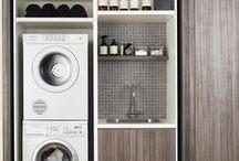 L A U N D R Y / Laundry room ideas we love