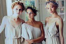 Bridesmaids hair / Ideas
