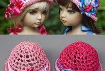 poupee / modèles de crochet pour les poupées barbie ou autres crochet pattern barbie dolls