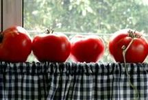 Tomatoes / Anyway you say them, I love tomatoes!