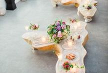 Wedding Lounge Area / Beautiful ideas to decorate the lounge of your wedding