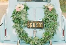 Wedding Getaway Transportation! / Vintage cars, boats, luxury cars to escape of the wedding ceremony