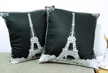 Pillows, pillows, pillows / by Julie Steele