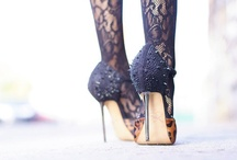 The Higher The Heel, The Closer To Heaven. / by Stormi Gignac