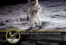 Space / All things related to space exploration. / by Bill Rainey