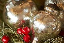 Merry & Bright ❅❉ / Merry Christmas, Christmas crafts, christmas lanterns, christmas candles, christmas wreaths, sleds, winter, christmas decorating  / by †☠Mystical Enchantments☠†