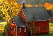 Barns, Bridges, Railroads and Mills ╠
