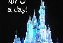 Disney Vacation Ideas / by Sue Trask