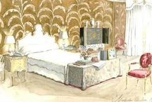 bedrooms / by Matthew Simonelli