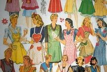 Real women wear aprons / by Julie Steele