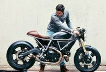 Only motorcycles / by Oscar Tello