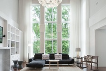 Living Room Design Ideas / by Laurie Woodruff