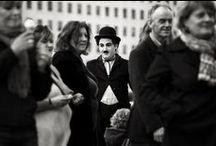 Fotografos (varios) -B/N- / by Oscar Tello