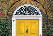 Make an Entrance! / Give Your #Home Curb Appeal With A Fabulous #FrontDoor,  #Porch & #Landscaping.  / by At Home In STL