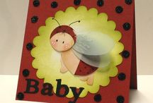 2 Baby cards / by Alison Haan