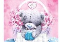 3 Tatty Teddy / by Alison Haan