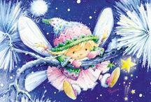 3 Angels & Fairies / by Alison Haan