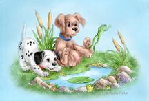 3 Spring clipart