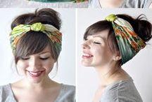 Hair - Makeup & Beauty Tips  / by Lisbeth Gonzalez