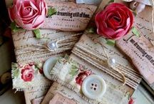 Paper Crafting, Scrapbooking and Hang tags / PAPER CRAFTS, HANG TAGS, CHRISTMAS CRAFTS, VALENTINE CRAFTS, SCRAP BOOKING, / by †☠Mystical Enchantments☠†