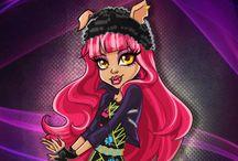 3 Monster High