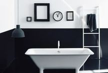 Spa/ bathroom / by IMAGE black and white