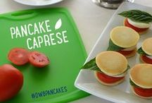 Perfect Pancake Meals! / Pancakes for breakfast, lunch, AND dinner!