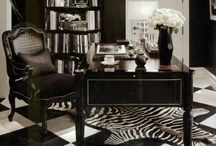 Home office / by IMAGE black and white