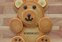 Wild About Pancakes / Lions and tigers and bears, oh my – we're WILD about pancakes!