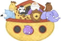 Noah's Ark / by Sue Trask